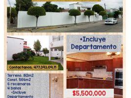 Foto de casa en venta en Las Américas, León, Guanajuato, 15480082,  no 01