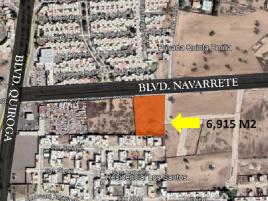 Foto de terreno comercial en venta en Centro Norte, Hermosillo, Sonora, 17080542,  no 01