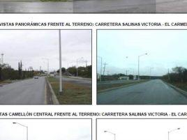 Foto de terreno industrial en venta en Gobernadores, Salinas Victoria, Nuevo León, 21436254,  no 01