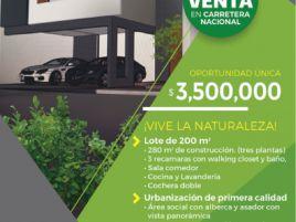 Foto de casa en venta en Huajuquito O los Cavazos, Santiago, Nuevo León, 15387814,  no 01