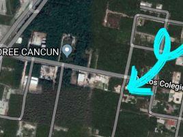 Foto de terreno habitacional en venta en Alfredo V Bonfil, Benito Juárez, Quintana Roo, 15616299,  no 01