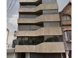 Foto de edificio en venta en Narvarte Poniente, Benito Juárez, Distrito Federal, 6834240,  no 01