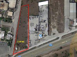 Foto de terreno industrial en renta en Arco Vial, García, Nuevo León, 12807480,  no 01