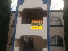 Foto de departamento en venta en El Dorado 1a Sección, Aguascalientes, Aguascalientes, 17606395,  no 01