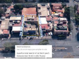Foto de terreno comercial en venta en Guadalupe Inn, Álvaro Obregón, DF / CDMX, 14705444,  no 01