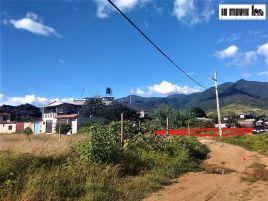 Foto de terreno habitacional en venta en Barrio Morelos, San Pablo Etla, Oaxaca, 21779505,  no 01