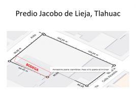 Foto de terreno comercial en renta en Agrícola Metropolitana, Tláhuac, Distrito Federal, 6238878,  no 01