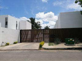 Foto de casa en condominio en venta en Santa Rita Cholul, Mérida, Yucatán, 20894571,  no 01