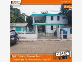Foto de casa en venta en alameda 103, esteros, altamira, tamaulipas, 0 No. 01