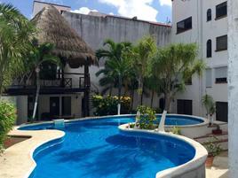Foto de departamento en renta en avenida acanceh, cerca hotel ibis 22, supermanzana 15, benito juárez, quintana roo, 0 No. 01