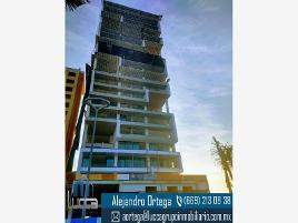 Foto de departamento en venta en avenida del mar 1800, maría del mar, mazatlán, sinaloa, 0 No. 01