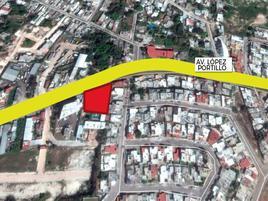 Foto de terreno comercial en venta en avenida jose lopez portillo , residencial pedregal i, campeche, campeche, 0 No. 01