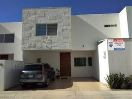 Foto de casa en condominio en venta en avenida la querencia , las plazuelas, aguascalientes, aguascalientes, 16802586 No. 01