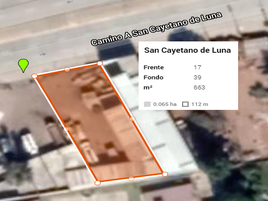 Foto de terreno habitacional en renta en avenida san cayetano , lázaro cárdenas, irapuato, guanajuato, 14192422 No. 01