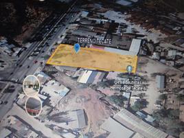 Foto de terreno comercial en venta en avenida universidad #42, fraccionamiento guajardo, tecate, bc. 42, guajardo, tecate, baja california, 17710951 No. 01
