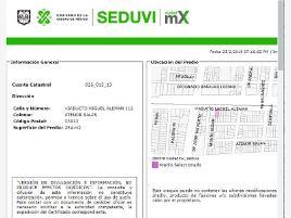 Foto de terreno comercial en venta en avenida viaducto mguel alemán 112, atenor salas, benito juárez, distrito federal, 6495619 No. 01