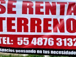 Foto de terreno comercial en renta en San Sebastián, Teoloyucan, México, 21449371,  no 01