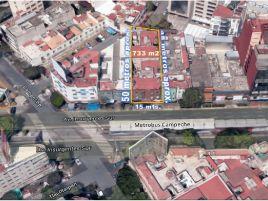 Foto de terreno comercial en venta en Hipódromo, Cuauhtémoc, DF / CDMX, 13746593,  no 01