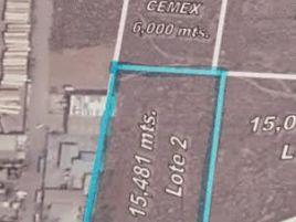 Foto de terreno industrial en renta en Arco Vial, García, Nuevo León, 5274037,  no 01