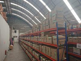 Foto de nave industrial en venta en bellavista , san nicolás tolentino, iztapalapa, df / cdmx, 0 No. 01