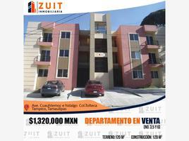 Foto de departamento en venta en benito juárez tolteca ave, cuauhtemoc 304-5, tolteca, tampico, tamaulipas, 0 No. 01