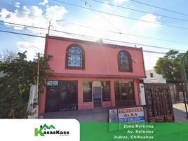 Foto de local en venta en bolaños cacho m 2538, reforma, juárez, chihuahua, 17794082 No. 01