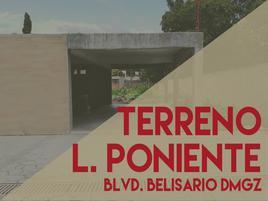 Foto de terreno comercial en venta en boulevard belisario dmgz. fraccionamiento aramoni s/n , aramoni, tuxtla gutiérrez, chiapas, 15148364 No. 01