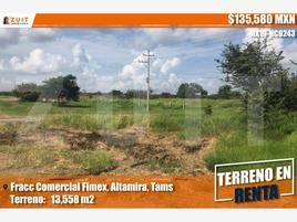 Foto de terreno comercial en renta en boulevard de los rios 1000, comercial fimex, altamira, tamaulipas, 9578251 No. 01