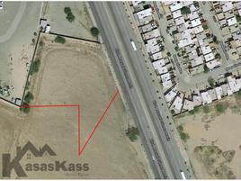 Foto de terreno habitacional en venta en boulevard gomez morin , fraccionamiento cerrada de los cipreses, juárez, chihuahua, 20993831 No. 01
