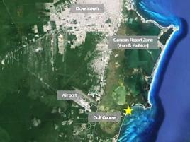 Foto de terreno industrial en venta en punta nizuc - cancún 20, zona hotelera, benito juárez, quintana roo, 8456337 No. 01