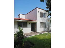 Foto de casa en condominio en renta en  , burgos, temixco, morelos, 18684978 No. 01