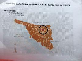 Foto de rancho en venta en La Virgen, Arizpe, Sonora, 15074775,  no 01