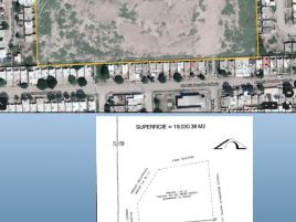 Foto de terreno habitacional en venta en Burócratas Municipales, San Pedro, Coahuila de Zaragoza, 15285831,  no 01