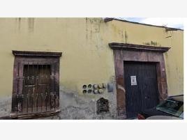Foto de terreno habitacional en venta en calle 15 de mayo 9, centro, san juan del río, querétaro, 0 No. 01