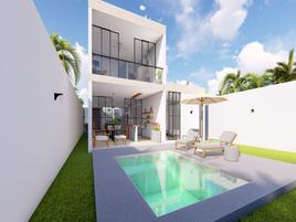 Foto de casa en venta en calle 26 , conkal, conkal, yucatán, 0 No. 01