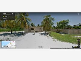 Foto de terreno habitacional en venta en calle 27 , isla aguada, carmen, campeche, 0 No. 01