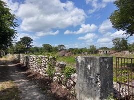Foto de terreno industrial en venta en calle 40 419, komchen, mérida, yucatán, 0 No. 01