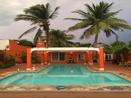 Foto de casa en venta en calle 50 , ismael garcia, progreso, yucatán, 0 No. 01