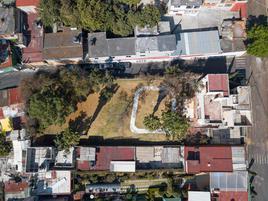 Foto de terreno habitacional en renta en calle puebla , san francisco, la magdalena contreras, df / cdmx, 0 No. 01