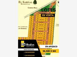 Foto de terreno habitacional en venta en camino real 2200, santa anita huiloac, apizaco, tlaxcala, 0 No. 01