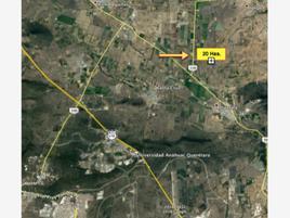 Foto de terreno industrial en venta en carretera 510 510, atongo, el marqués, querétaro, 0 No. 01