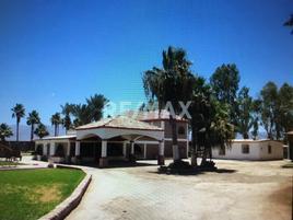 Foto de rancho en venta en carretera a san felipe , cerro prieto 5, mexicali, baja california, 0 No. 01