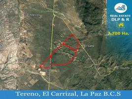 Foto de terreno comercial en venta en carretera federal #1 , el campanario, la paz, baja california sur, 15558154 No. 01