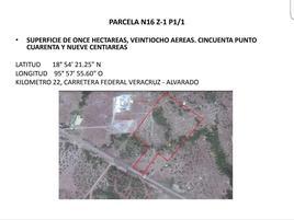 Foto de terreno industrial en venta en carretera federal kilometro 22 , salinas, alvarado, veracruz de ignacio de la llave, 0 No. 01