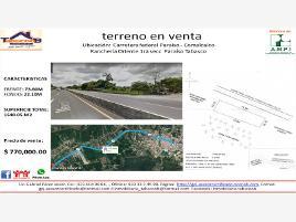 Foto de terreno comercial en venta en carretera federal paraiso - comalcalco , oriente 1a sección, paraíso, tabasco, 0 No. 01