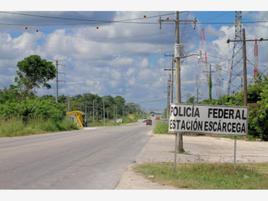 Foto de terreno comercial en venta en carretera federal villa hermosa escarcega , unidad esfuerzo y trabajo i, escárcega, campeche, 15327707 No. 01