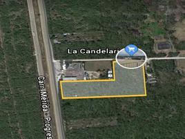 Foto de terreno habitacional en venta en carretera mérida progreso , tamanché, mérida, yucatán, 0 No. 01