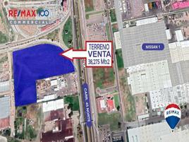 Foto de terreno industrial en venta en carretera panamericana #s/n esquina con avenida san gerardo , san gerardo, aguascalientes, aguascalientes, 16895302 No. 01