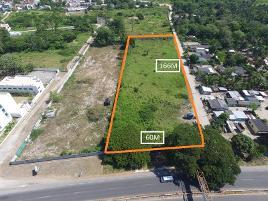 Foto de terreno comercial en venta en carretera paraiso - comalcalco , la ceiba, paraíso, tabasco, 0 No. 01