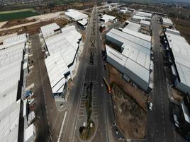 Foto de nave industrial en renta en carreterra estatal 431 , los cues, huimilpan, querétaro, 17939583 No. 01